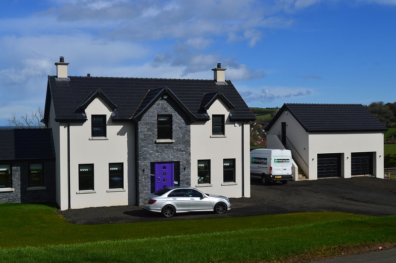 meadow view apartment, holiday rental in County Antrim