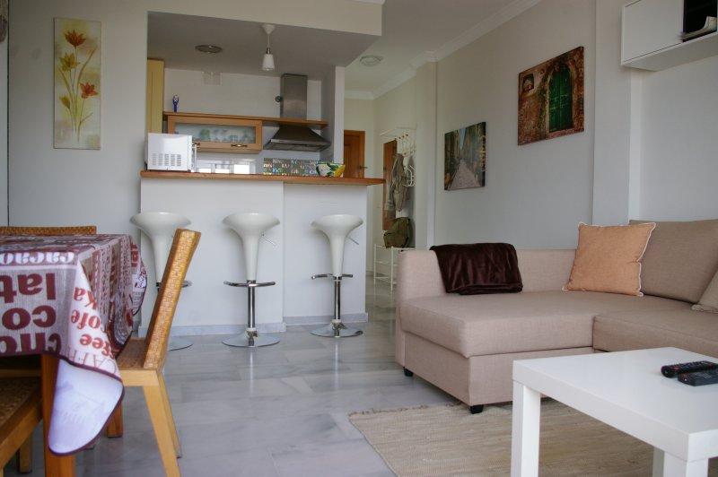 Precioso apartamento en el centro de San pedro de Alcantara, Marbella, vacation rental in San Pedro de Alcantara