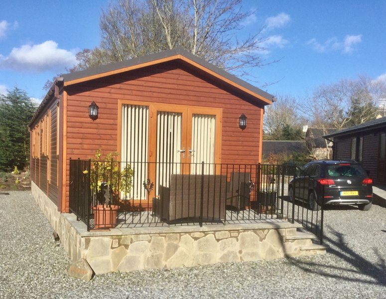 Debran Lodge, vacation rental in Perth and Kinross