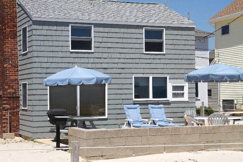 Oceanfront Beach House Ocean Beach New Jersey Near ...