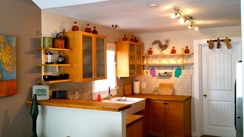 Atualizado, cozinha moderna