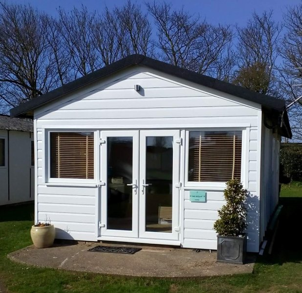 Holiday Chalet, Mundesley, vacation rental in Gimingham