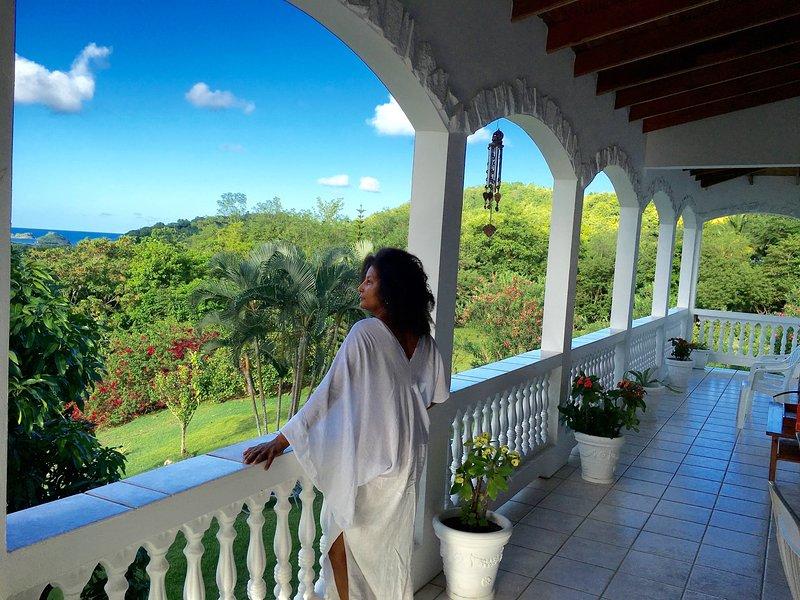 Holiday Villa in St Lucia, alquiler de vacaciones en Praslin Quarter