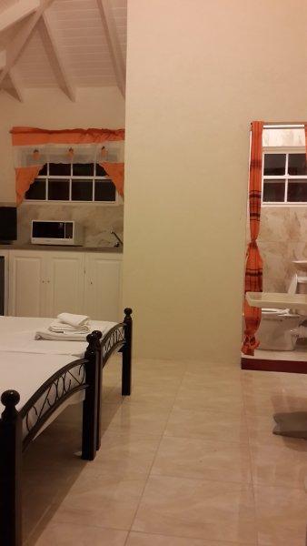 Haven House Studio Apartment, location de vacances à Oistins