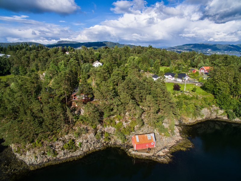 Cozy cabins Close to the sea. 25 minutes from Bergen.
