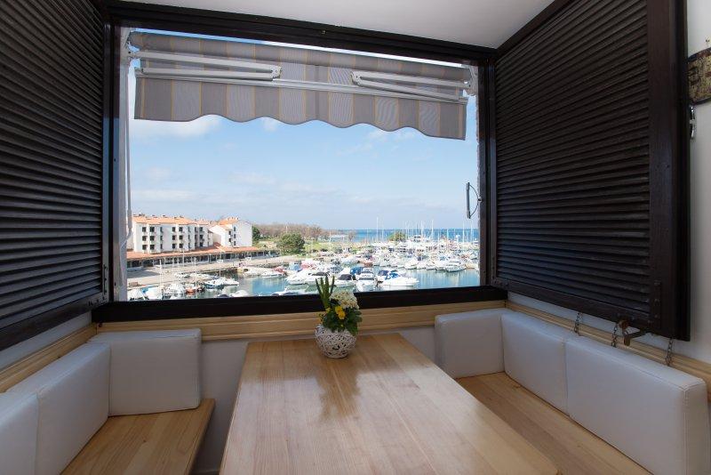 Fantastic view - Apt. 40m2, vacation rental in Cervar Porat