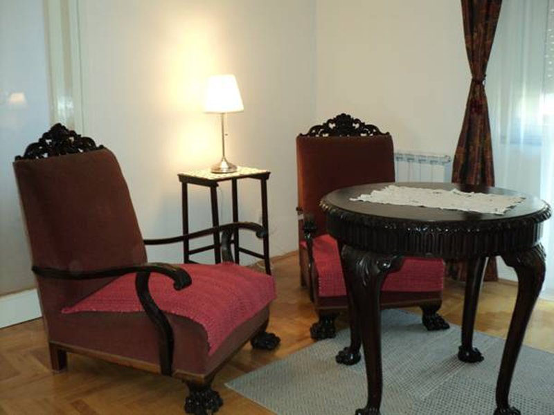 Balling's executive city center app (6PPs/3rooms), vacation rental in Zagreb