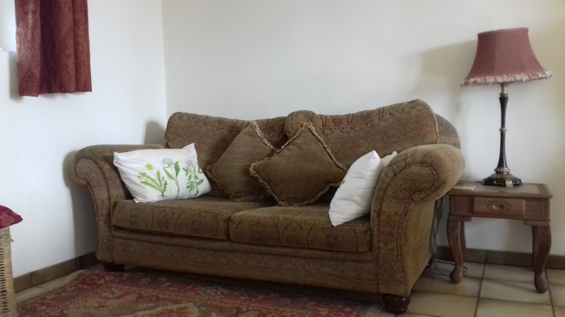 Sit and relax in the breakfast room, listen to some music, read a book, watch and DVD or just relax