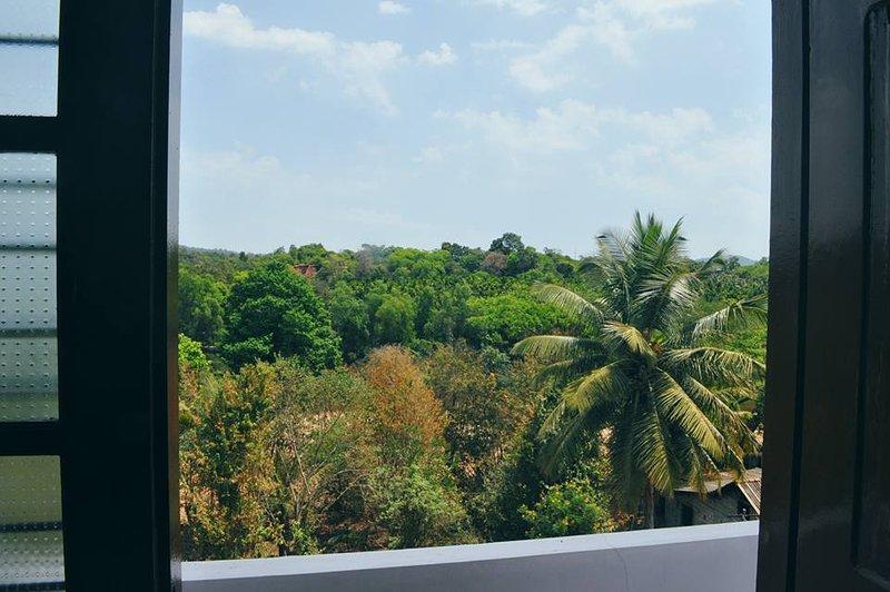 Sharada Vilas Serviced Apartments Sringeri – semesterbostad i Sringeri