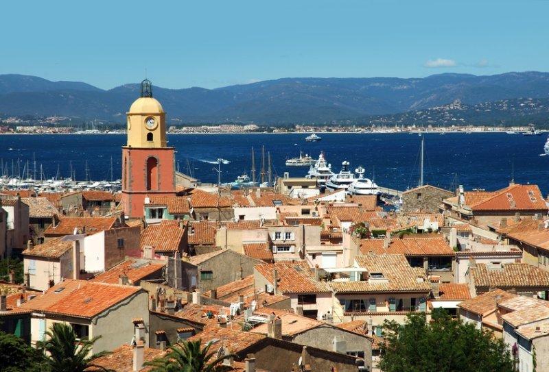 Foto turística - Saint Tropez