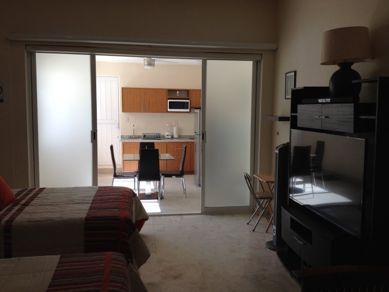 Comfortable and functional apartment, with all services included.
