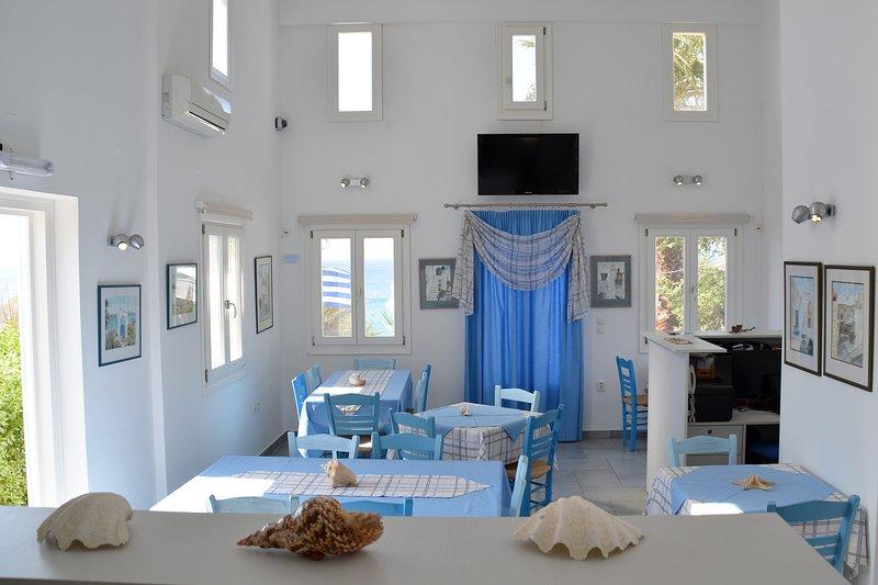 Agnadi Syrou studio, vacation rental in Poseidonia