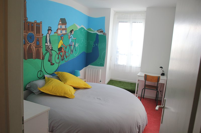 Trathala-Bicyclette, vacation rental in Lingolsheim