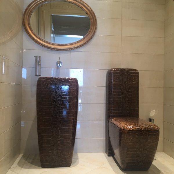 Guest Toilet of Ground Floor