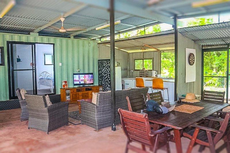 Rustic Retreat, holiday rental in Northern Territory