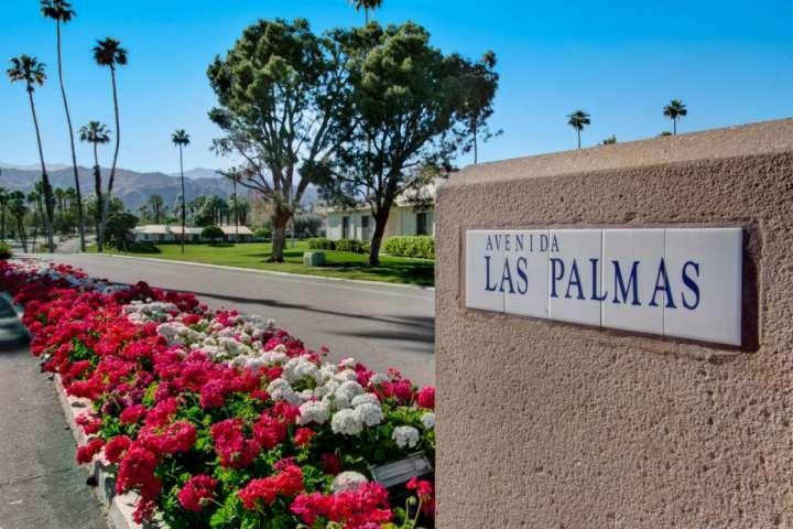 De prachtige Rancho Las Palmas community!