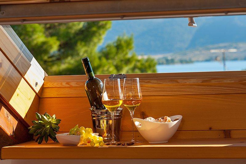 Villa Croatica Ruby Apartment, holiday rental in Zaboric