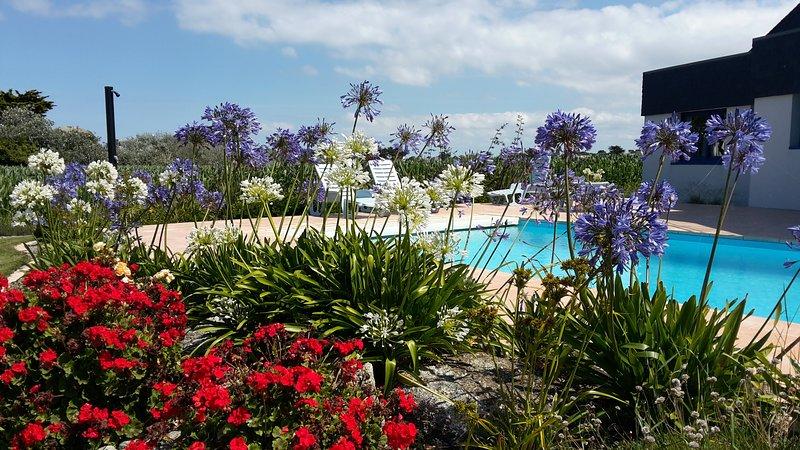 Gîte de PORSPOL - meublé tourisme 4*, location de vacances à Brignogan-Plage