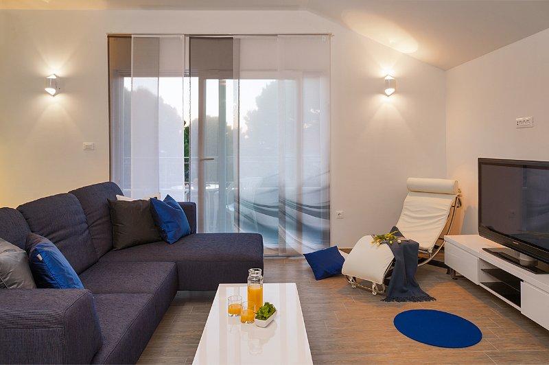 Aqua Deluxe Suite Villa Croatica, holiday rental in Zaboric