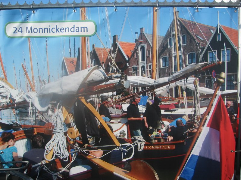 Amsterdam Metropolitan Area: The Dutch Buoy, high end 17th century Canal House, holiday rental in Volendam
