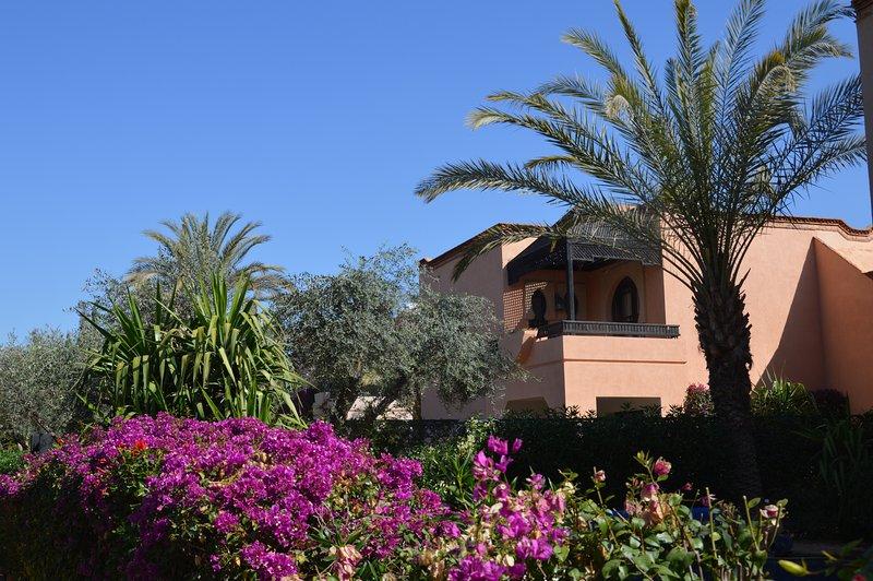 VILLA 22 Jnane Zeitoun area. Route Ouarzazate Km 13.5