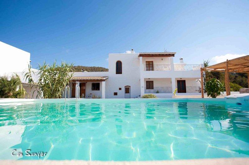 ***CAN SUNYER***, holiday rental in Sant Josep de Sa Talaia