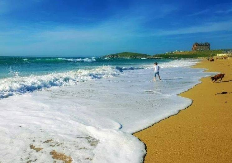 plage Fistral