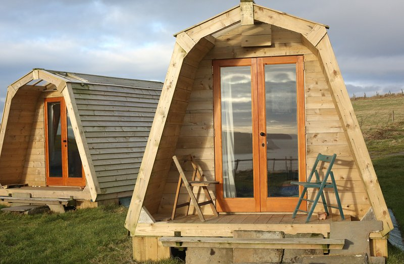 Wheems Camping Pods