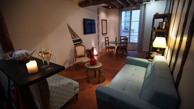 Lovely Apartment Saint Germain Des Pres