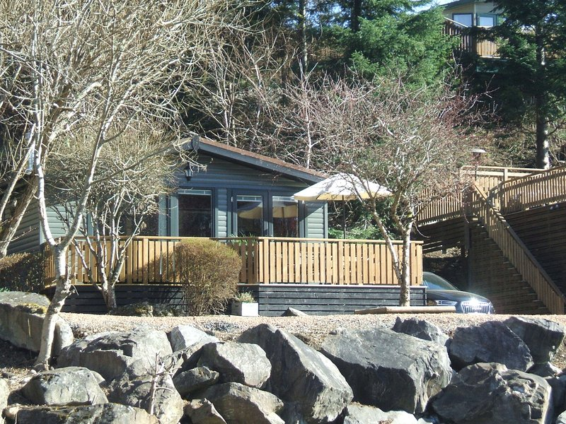Tail Race Lodge, vacation rental in Pitlochry
