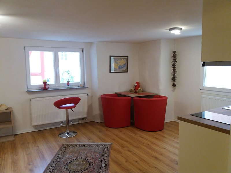 Luna: In the old town/Island Lindau is our charming new 1-room-appartment Luna, vacation rental in Lindau