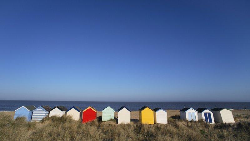 Southwold Beach (15 minutos de carro)