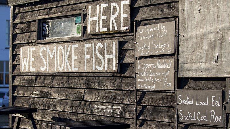 Southwold peixes restaurante (15 minutos de carro)