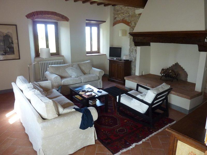 Antica Sitting room