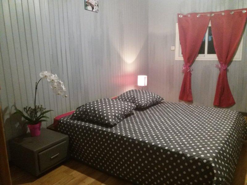 Location Saisonnière les Orchidées Sauvages, holiday rental in Dos d'Ane