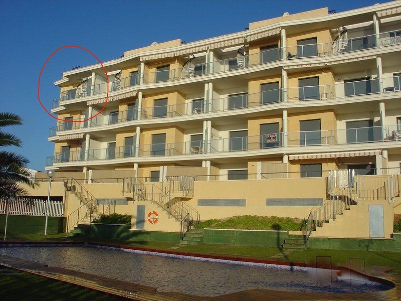 Building location / pool