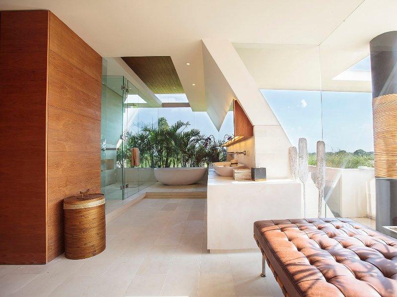L'Iman Villa - Salle de bains design