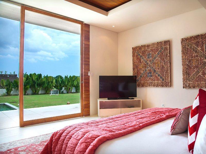L'Iman Villa - chambre d'hôtes une vue
