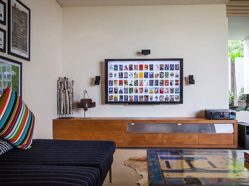 L'Iman Villa - Salon de loisirs