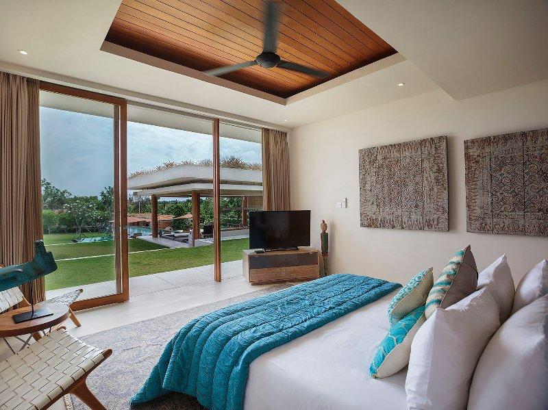 L'Iman Villa - vue Chambre