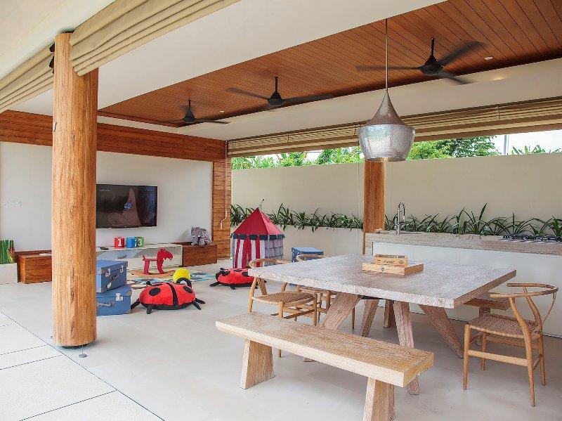 L'Iman Villa - aire de jeux pour enfants