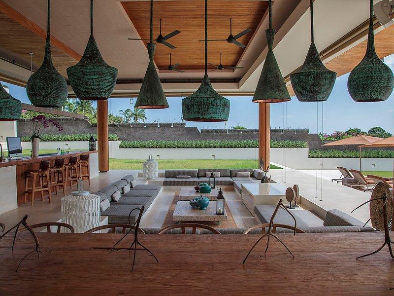 L'Iman Villa - Salon et salle à manger