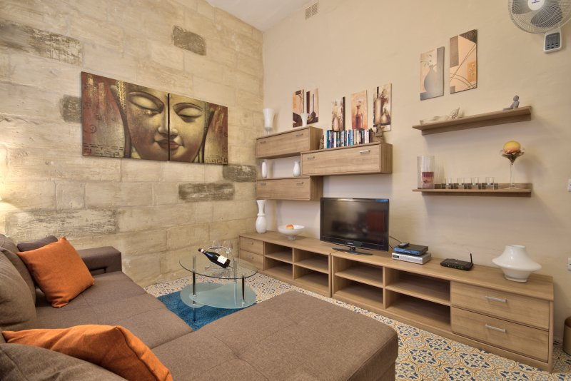 Valletta Apartments 19 apt 2, vakantiewoning in eiland Malta