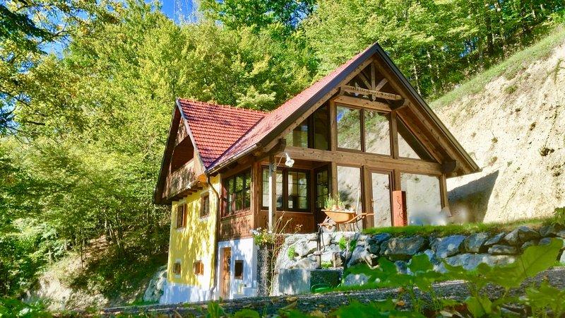 Ferienhaus Heukeusche, holiday rental in Eibiswald
