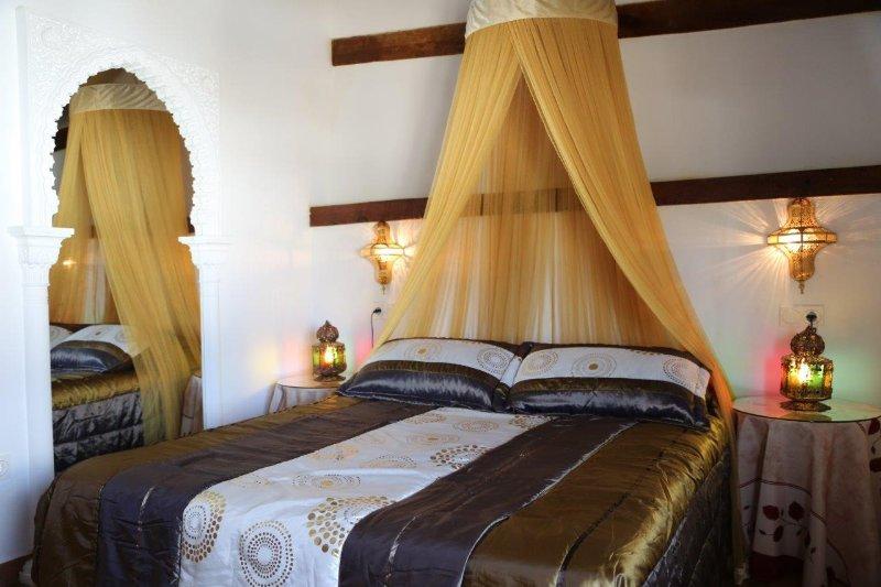 Master-Schlafzimmer en suite