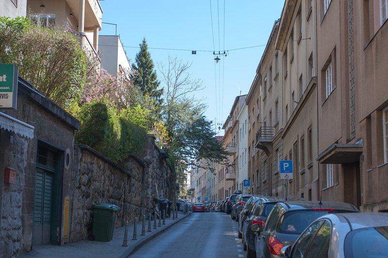 Vista de calle