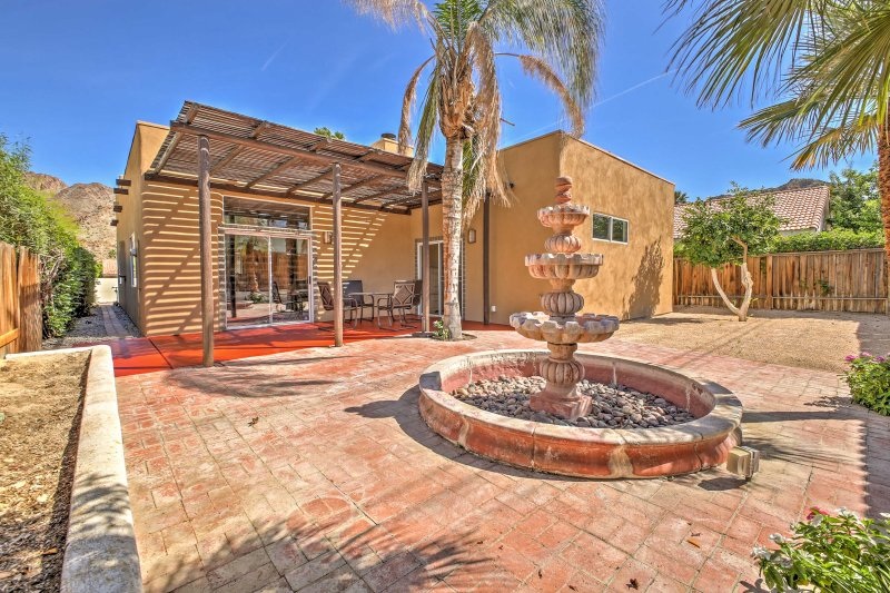 The home features 3 bedrooms, 2 baths, and a fenced-in backyard.