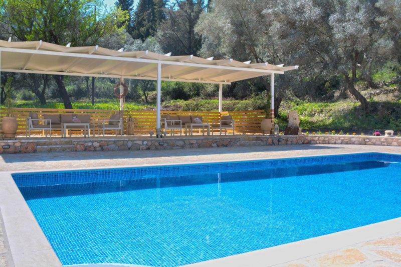 Gea Villas - Sea View Maisonette, holiday rental in Lygia