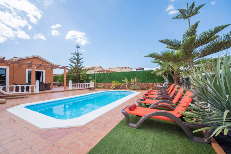 Villa Inga, holiday rental in Caleta de Fuste