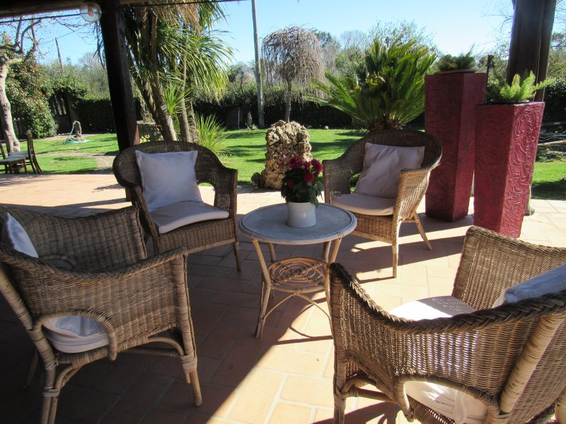 The lake Chalet, holiday rental in Manziana